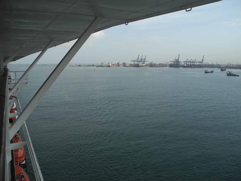 690 Leaving the Carribbean Sea
