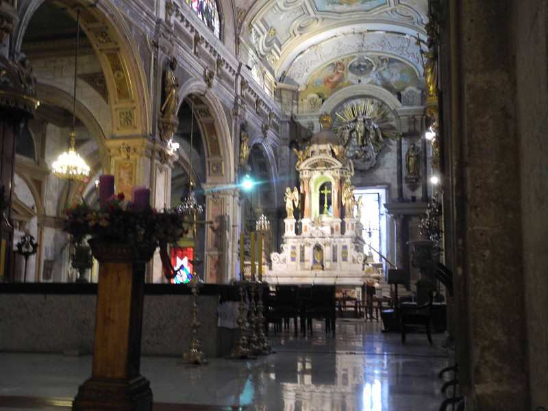 105 Main alter of this cathedral constructed over a 52 year period