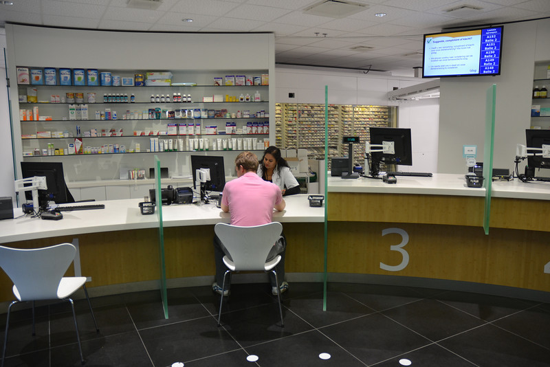 Pharmacy, Amsterdam