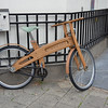 Wooden Bike, Amsterdam