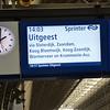 Train station, Amsterdam