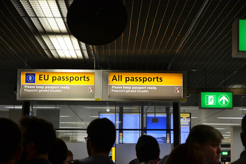 Customs Amsterdam
