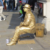 Yes, a Goldman in London...how is he sitting with nothing under him?