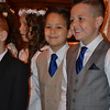 Diego's first communion