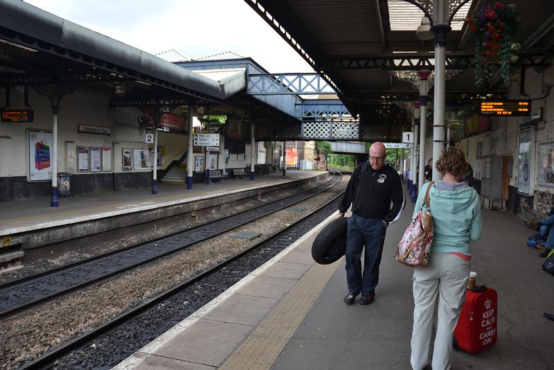 trip to Gatwick Airport