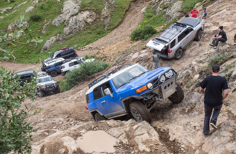 FJ Summit 2013