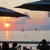 Famous Key West sunset