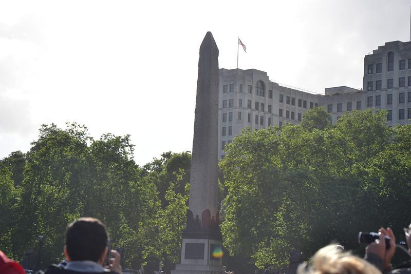 Obelisk  on the Thames
