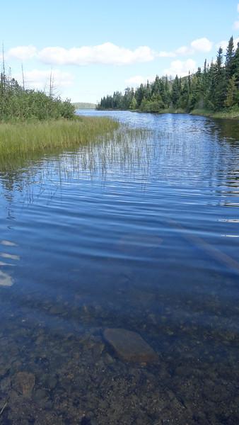 Mayhew Lake