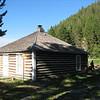 Moose Creek cabin-an old ranger cabin in Helena