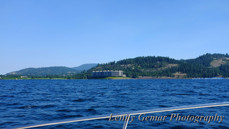 The condos on Coeur d'Alene Lake Dr
