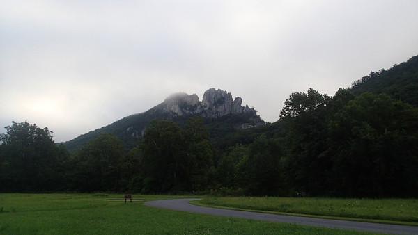 2013 Seneca Rocks