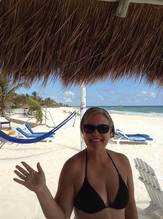 2013 Trip to Tulum Mexico (Oct)