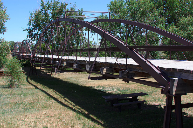Ft. Laramie Bridge