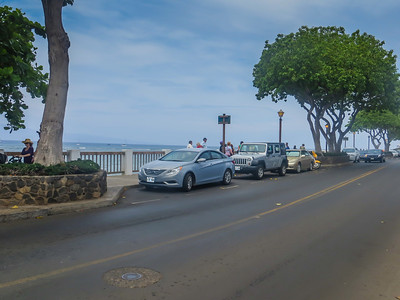 Front Street, Maui