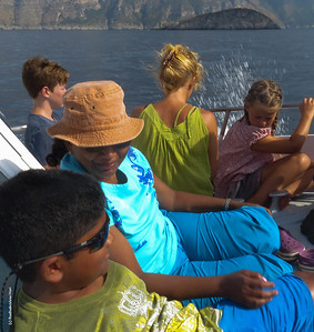 Trip to Amalfi and Positano by boat