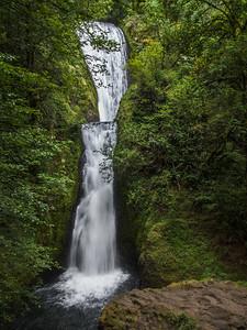 Bridal Veil Falls, Columbia River Gorge, OR