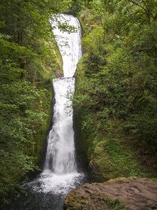 Bridal Veil Falls, Columbia River Gorge, OR