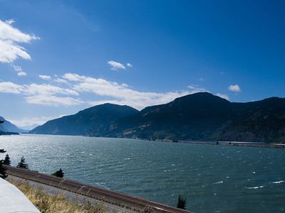 Mitchell Point, Columbia River Gorge, OR