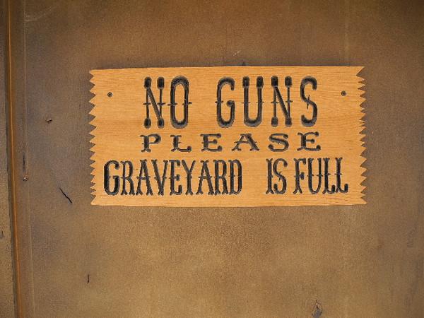 53 No guns