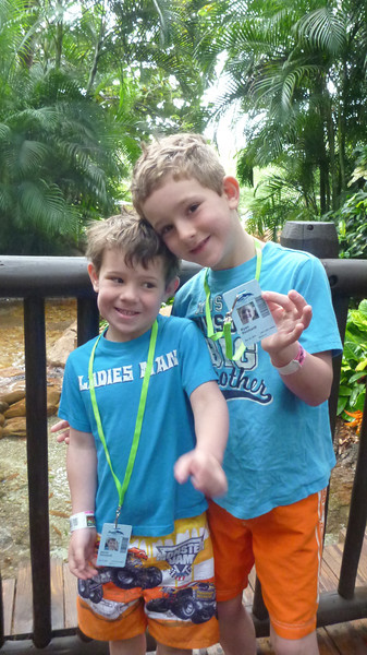 2014 - 03 - Discovery Cove