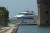 May 1, 2014 - (Dry Tortugas National Park [from Fort Jefferson, Garden Key] / Monroe County, Florida) -- Yankee Freedon III