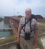 May 1, 2014 - (Dry Tortugas National Park [Garden Key] / Monroe County, Florida) --David on Fort Jefferson walls