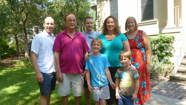 2014 - 07 - HHI - Reinhardt Family Photos