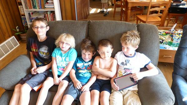 2014 - 07 - Haney Family Photos