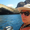 Panga tour of Isabela Fernandina Island...