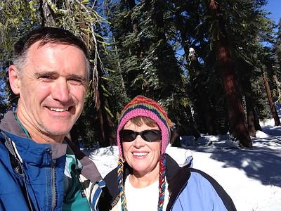 2014 Bear Valley ski trip