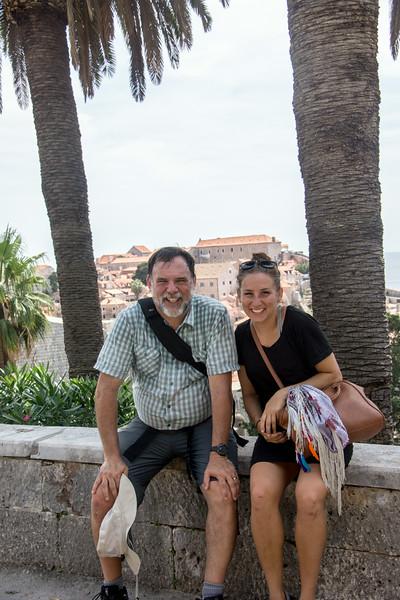 Greg and Dani