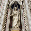 Statue on The Duomo