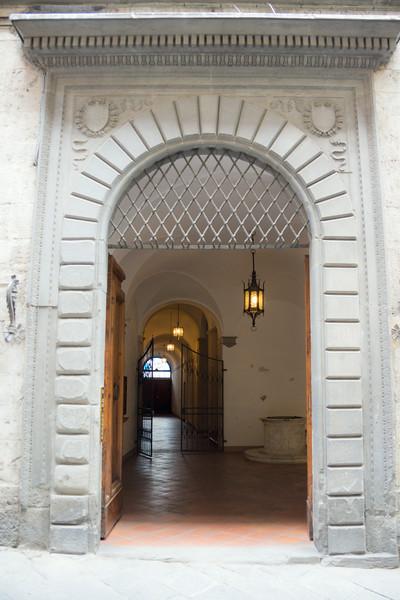 Inviting interior