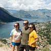 Molly, Brian and Dani