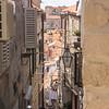 Streets often very steep