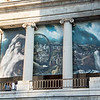 Banner for an El Greco exhibition