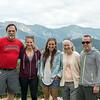 Greg, Molly, Dani, Katie, Brian