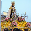 "Patron saint of people named ""Carmen"""