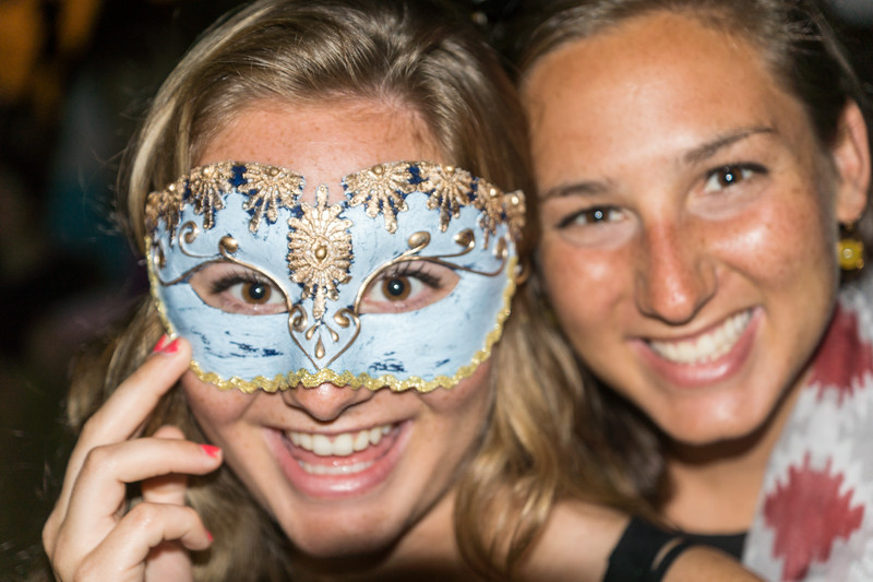 Masked Molly and Dani