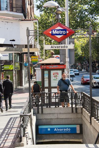 Greg's Metro stop