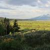 Movie: The Teton Range as Seen From Jackson Lake Lodge