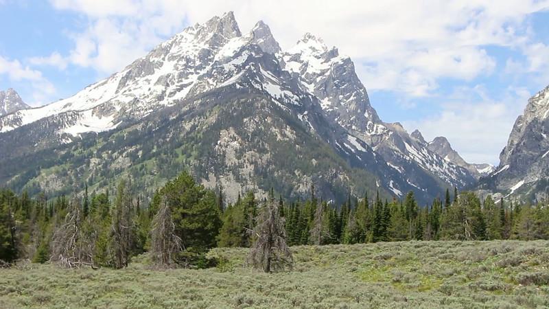 Movie: The Teton Range