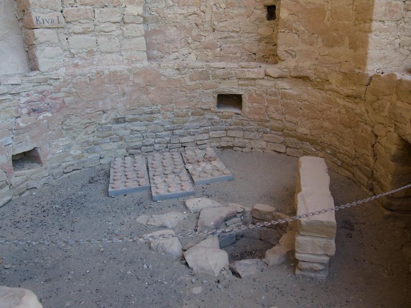 Cliff Palace at Mesa Verde
