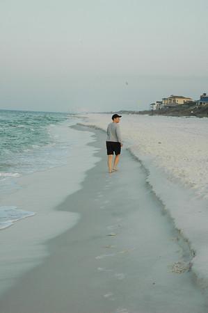2014 Spring Break - Dune Allen Florida