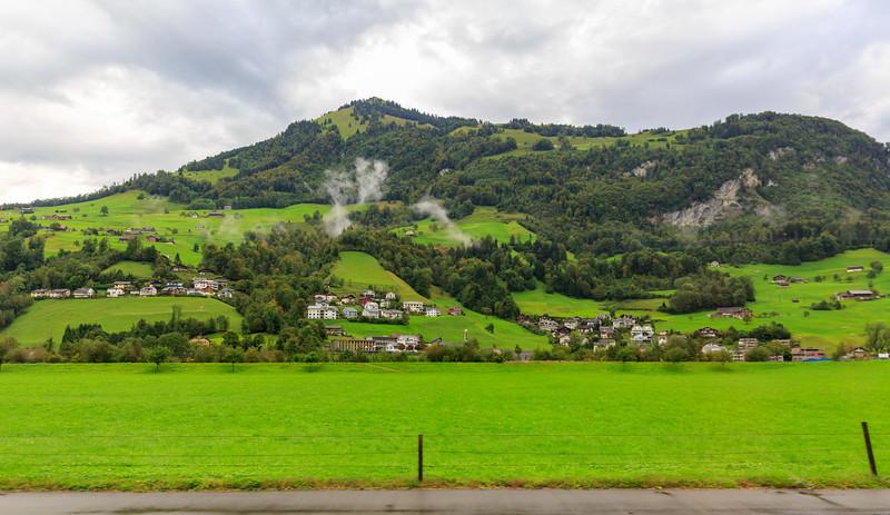 Luzern to Engelberg