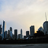 Grant Pake and Chicago Skyline