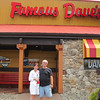 Lunch at Famous Dave's