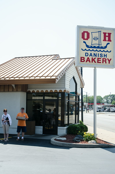Stop 1: O&H Bakery