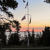 Bass Harbor Flag Pole
